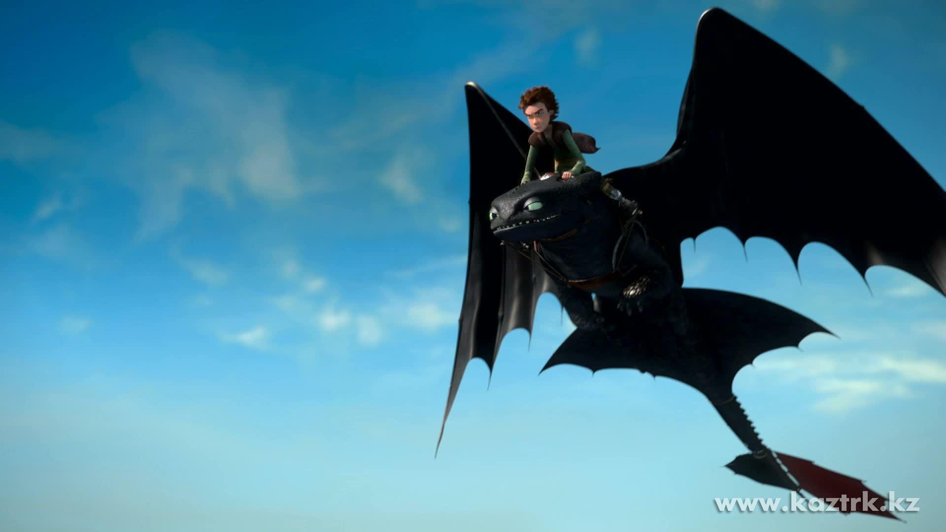 20 серия драконы всадники олуха